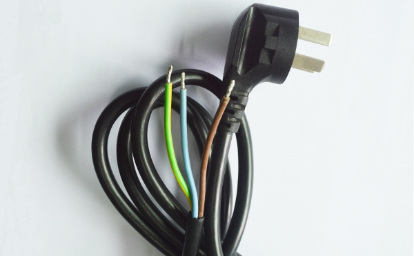 CCC national standard 2C+D power line (semi-finished product)